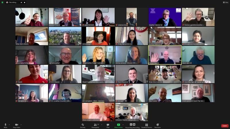 Edinburgh Online Networking