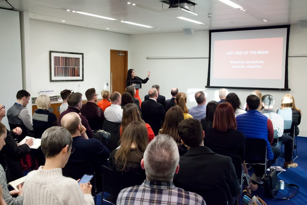 Edinburgh Business Show Workshop